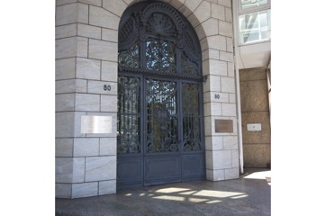 Entry Gate with normal exposure